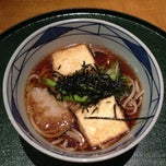 Photo taken at Soba Nippon by tomomi m. on 7/25/2013
