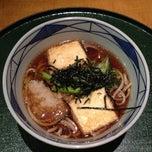 Photo taken at Soba Nippon by tomomi m. on 7/25/2013