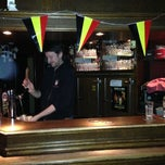 Photo taken at Café 't Leeuwke by Stef W. on 12/30/2012
