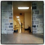 Photo taken at Pamplin Hall by Amy K. on 2/19/2013