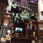Photo taken at Grainne's Irish Pub by Leonardo E. on 3/16/2013