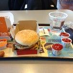Photo taken at McDonald's by Benjamin G. on 2/13/2013