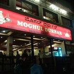 Photo taken at Moghul Durbar by Muhammed Z. on 12/26/2012