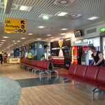 Photo taken at Aberdeen International Airport (ABZ) by Keat Hoong W. on 7/27/2013