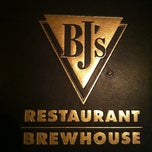 Photo taken at BJ's Restaurant and Brewhouse by Ash H. on 9/6/2013