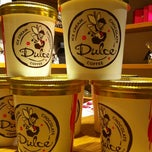 Photo taken at Dulce Chocolate & Ice Cream by Sara R. on 8/8/2013