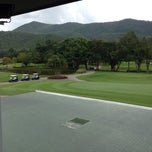 Photo taken at Alpine Golf Resort Chiang Mai by Patitta M. on 11/15/2013