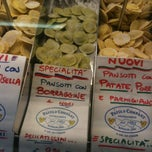 Photo taken at Mercato dei Contadini by Matteo F. on 1/25/2013