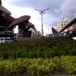 Photo taken at Bandar Tawau by Ahmad S. on 12/13/2012