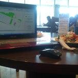 Photo taken at Cafe Pisang by Arum T. on 10/18/2014