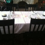 Photo taken at StoneFort Inn by Norma N. on 10/26/2013