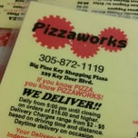 Photo taken at Pizzaworks by Victoria E. on 8/25/2014