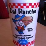 Photo taken at Del Rancho by Jeri Renae #. on 4/8/2013