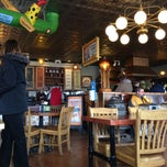 Photo taken at Potbelly Sandwich Shop by Kathy O. on 3/25/2013