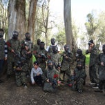 Photo taken at Combat Paintball by Felipe M. on 7/28/2013
