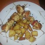Photo taken at Restaurante Bandera by Luis Miguel S. on 8/16/2014