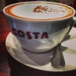 Photo taken at Costa Coffee by Haytham A. S. on 12/5/2013