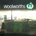 Photo taken at Woolworths Caltex by Nadine P. on 5/25/2013