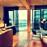 Photo taken at Hotel STAY Copenhagen by Søren W. on 1/30/2013