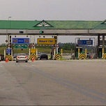 Photo taken at Plaza Tol Ayer Hitam by adil a. on 4/6/2013