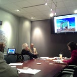 Photo taken at The Alliance for Economic Development of Oklahoma City by Steve L. on 1/16/2013