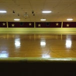Photo taken at Mid-Cities Skateland by Christopher O. on 1/15/2013