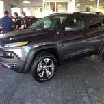 Photo taken at Flagship Chrysler by Jorge R. on 1/10/2014