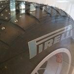 Photo taken at Pirelli Tyre by Davide A. on 3/17/2014