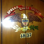 Photo taken at Spread Eagle Tavern by Henry H. on 7/30/2013
