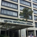 Photo taken at Centro Empresarial La Lagunita by Katherin B. on 5/10/2014
