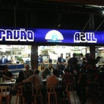 Photo taken at Bar Pavāo Azul by Eder P. on 5/28/2013