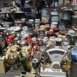 Photo taken at Jaffa Flea Market (שוק הפשפשים) by Alexandr D. on 5/5/2013