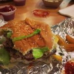 Photo taken at Five Guys by Mollie R. on 1/11/2013