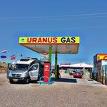 Photo taken at Uranus Gas by Yaroslav S. on 9/13/2013