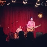 Photo taken at Hotel Cafe by J.Lynn J. on 3/2/2013