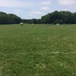 Photo taken at Milwaukee Hurling Field by Christina A. on 6/22/2014