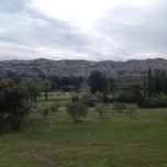 Photo taken at Golf de Servanes by Jennifer K. on 4/21/2014