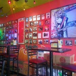 Photo taken at Tijuana Flats by Krishna D. on 3/18/2013