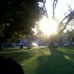Photo taken at Plaza Italia by Anna C. on 3/21/2013