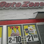 Photo taken at AutoZone 3465 by Amber R. on 3/4/2013