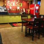 Photo taken at Moe's Southwest Grill by Eddy G. on 1/30/2013