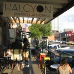 Photo taken at Halcyon Coffee, Bar & Lounge by Austin Chronicle on 2/17/2013