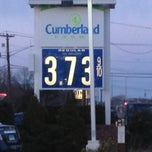 Photo taken at Cumberland Farms by Cristina B. on 4/2/2013