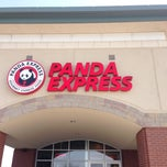 Photo taken at Panda Express Gourmet Chinese Food by Tatum on 3/29/2013