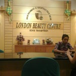 Photo taken at London Beauty Centre (LBC) by Mrs.Ade E. on 7/25/2014