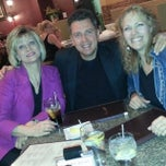 Photo taken at Marilyn's Café by Lori Ruff, The LinkedIn Diva on 11/9/2013