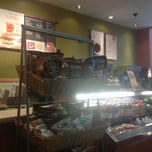 Photo taken at Bruegger's by Maria A. on 10/5/2013