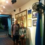 Photo taken at Будьмо (Bud'mo) Restaurant by Oleg P. on 1/24/2015