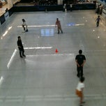 Photo taken at The Rink (เดอะ ริ้ง) by PoPpY on 10/6/2012