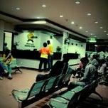 Photo taken at Rumah Sakit Harapan Bunda by Ria R. on 10/18/2012